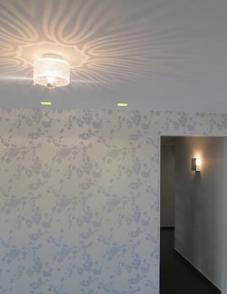 מסדרון חדר הילדים (צילום: גלית טרגר)