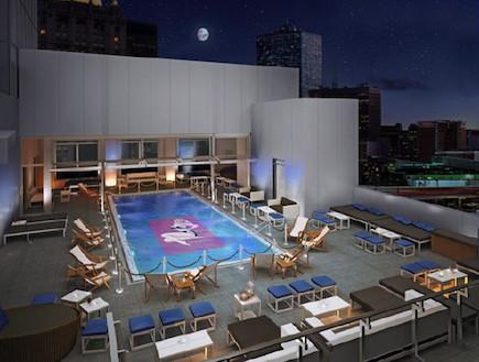 בר Plunge בניו יורק (צילום: אתר ה-Plunge , האתר הרשמי)