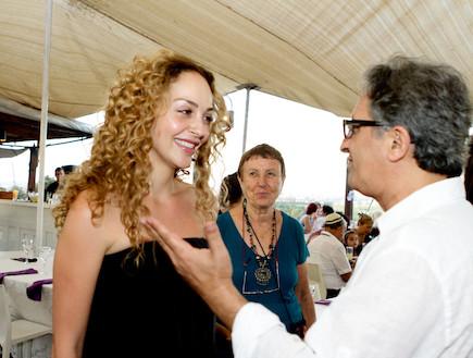 מאיר סויסה התחתן (צילום: בני טפירו)