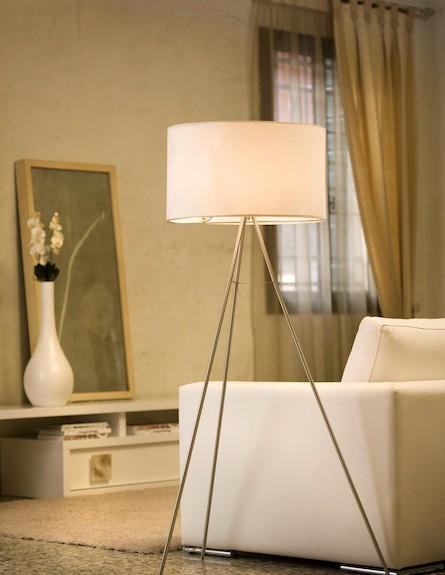 תאורה בסלון
