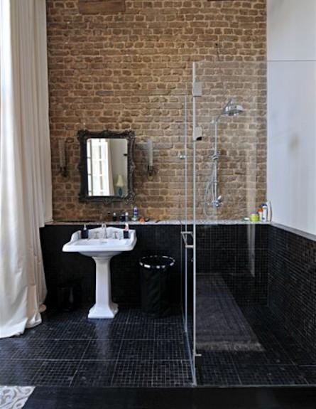 בשיפוץ - הילית סטריקובסקי - מקלחת (צילום: שי אדם)