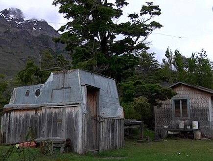 בתים עשויים מסירות (צילום: dailymail.co.uk)