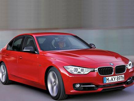 מכונית BMW (צילום: חדשות 2)