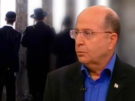"""""""קדימה פועלת משיקולים פוליטיים"""", יעלון (צילום: חדשות 2)"""