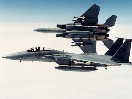 AIM-120 (צילום: אימג'בנק/GettyImages)