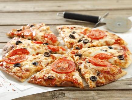 פיצה שקד, פיצריות (צילום: דניה ויינר,  יחסי ציבור )