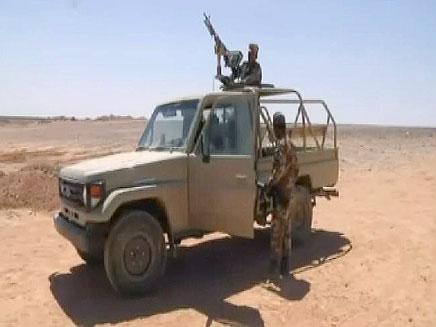 צבא סוריה, ארכיון (צילום: חדשות 2)