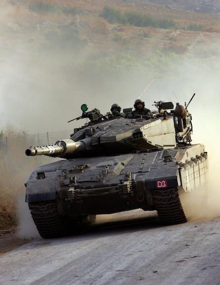מלחמת לבנון השנייה (צילום: David Silverman, GettyImages IL)