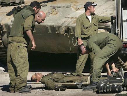 מלחמת לבנון השנייה (צילום: John Moore, GettyImages IL)