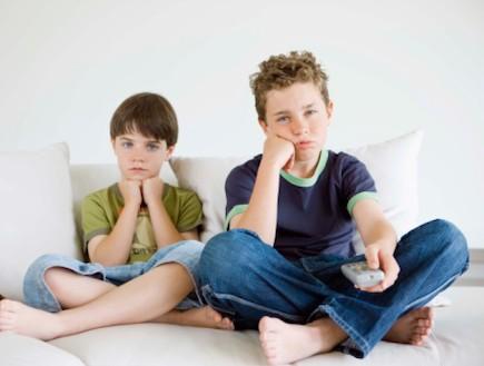 ילדים משועממים (צילום: אימג'בנק / Thinkstock)