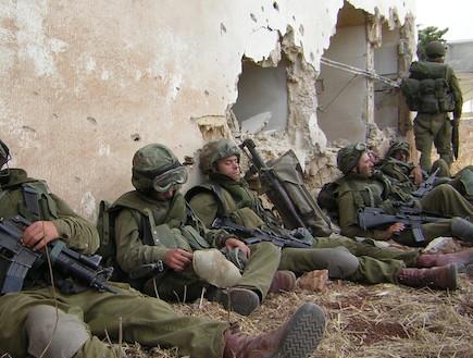 9263 במלחמת לבנון השנייה (צילום: עופר אליאב)