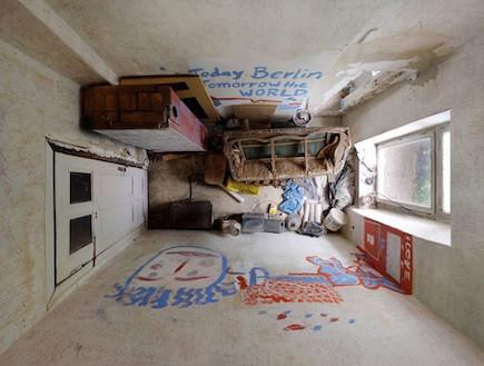 ציור קיר, מבט מלמעלה (צילום: מתוך: mennoaden.com)