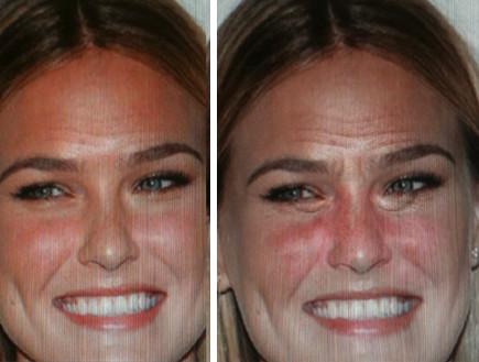 בר רפאלי לפני ואחרי עיבוד (מקור: getty images) (צילום: אילוסטרציה)