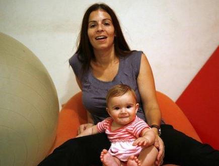 גלית שושן ואלמה תינוקת - סיפורי הצלחה (צילום: תומר ושחר צלמים)