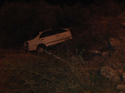 תאונה קטלנית באישון לילה, אילוסטרציה (צילום: חדשות 2)