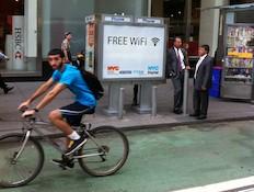 עמדת WiFi במקום טלפון ציבורי (קרדיט: gigaom.com)
