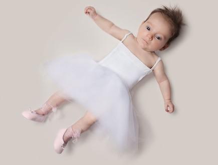 פרויקט צילום כשאהיה גדול - רקדנית (צילום: Malo / Barcroft USA)