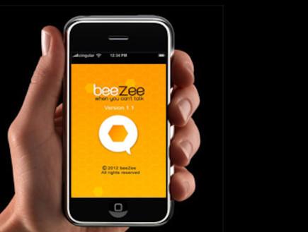 אפליקציית BeeZee (צילום: אילוסטרציה)