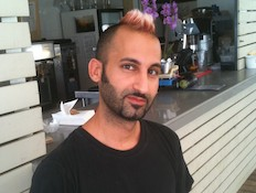 גבר ישראלי (צילום: אסף קמר)