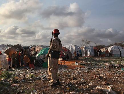 מוגדישו סומליה (צילום: John Moore, GettyImages IL)