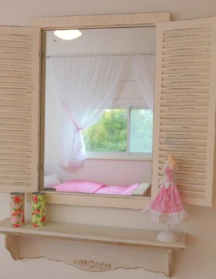 ראי חלון, חדר ילדות (צילום: איתמר שיקלר)