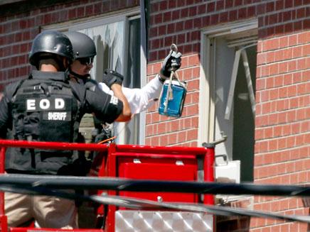 הטבח בקולורדו ביולי האחרון (צילום: AP)