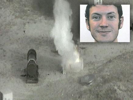 פיצוץ המטענים מדירת היורה (צילום: חדשות 2)