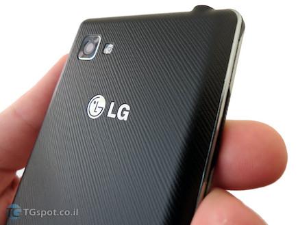 LG Optimus (צילום: TGspot)
