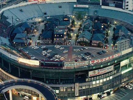אצטדיון ננקאי הוקס (צילום: onebigphoto.com)