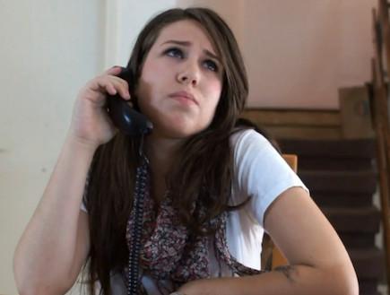 סוכן מכירות טלפוני מציק