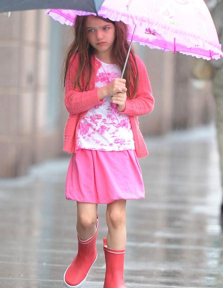 סורי קרוז בדיכאון (צילום:  Splash News, Splash news)