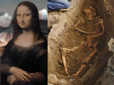 האם נמצאה גופתה של האישה מאחורי החיוך? (צילום: AP)
