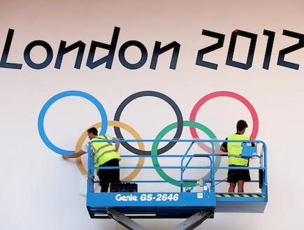 אולימפיאדה לונדון 2012 (צילום: Scott Heavey, GettyImages IL)