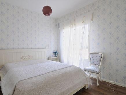 חדר שינה (צילום: שי אדם)