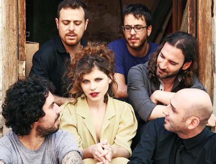 להקת איטליז 2012 (צילום: נועה יפה)