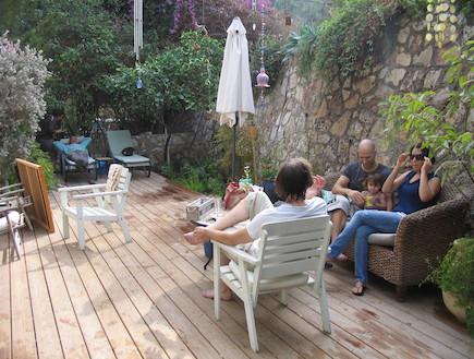 גינות בתל אביב, הגינה של נועה ונעם