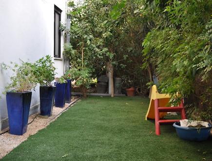 גינות בתל אביב, הגינה של וליקסון (צילום: גיא וליקסון)