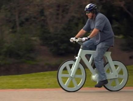 אופניים מקרטון