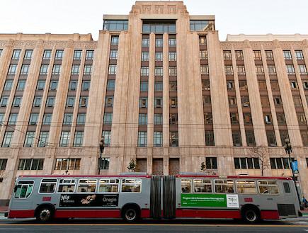 בניין משרדי החברה הראשיים (צילום: Troy Holden)