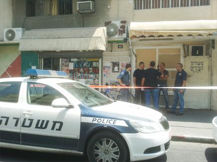 פורצים ניסו לדרוס שוטרים, אילוסטרציה (צילום: עזרי עמרם)