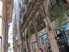 הרובע הגותי, ברצלונה (צילום: אסי עזר)