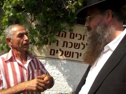 לשכת הגיוס בירושלים, הבוקר (צילום: חדשות 2)