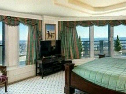 """הדירה הכי יקרה במרכז ה""""תפוח הגדול"""" (צילום: חדשות 2)"""