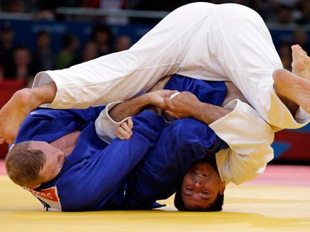 הפסד צורב באולימפיאדת לונדון (צילום: AP)