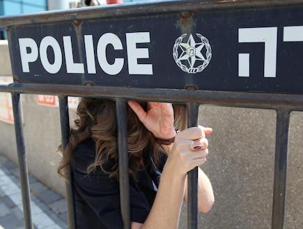 משטרה 3 (צילום: אילוסטרציה, צילום אורטל דהן)