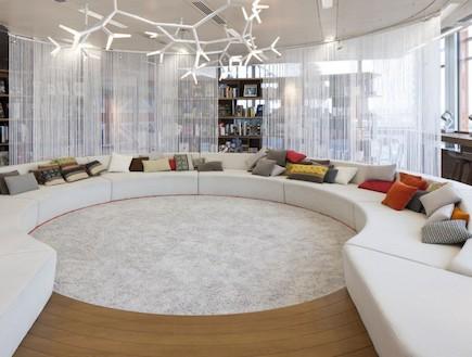 משרדי גוגל (צילום: מתוך האתר pensongroup.com)