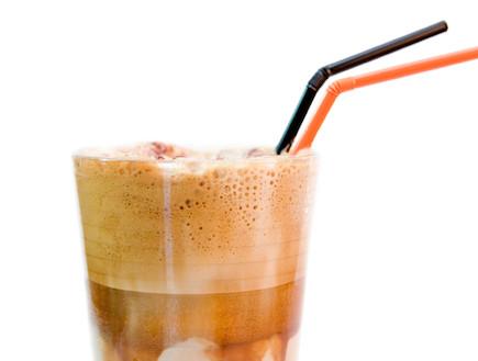 קפה קר (צילום: oliwkowygaj, Istock)