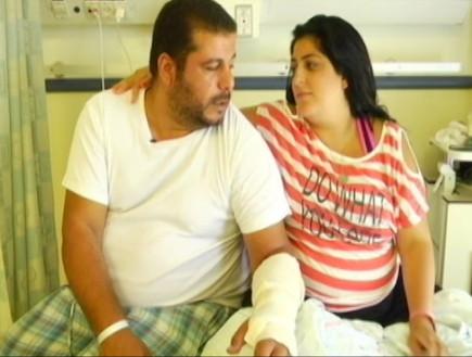 למה בטי ודודו קפרא מאושפזים בבית החולים? (תמונת AVI: mako)