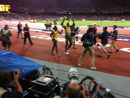 אולימפיאדת לונדון 2012 (צילום: getty images)