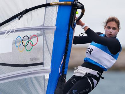 ההצלחות של הישראלים באולימפיאדה - סטיית תקן (צילום: רויטרס)